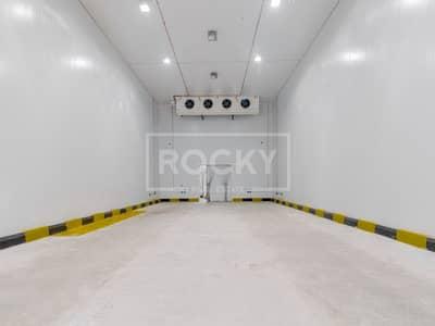 مستودع  للبيع في مجمع دبي الصناعي، دبي - Cold Storage Warehouse | Fitted | Dubai Industrial City