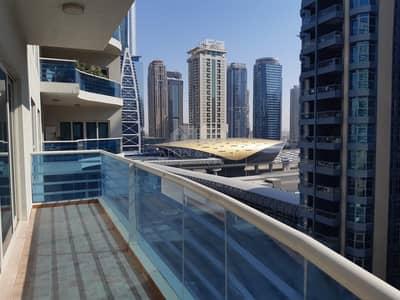 2 Bedroom Apartment for Rent in Dubai Marina, Dubai - Stunning 2 BR | Huge Balcony | Marina - Cascade