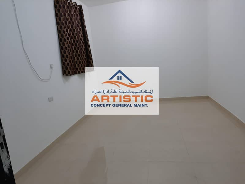 2 Private entranve  1 bedroom  hall for rent in shahama
