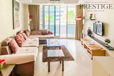 The Waves | 1 Bed |  Pool view | Marina