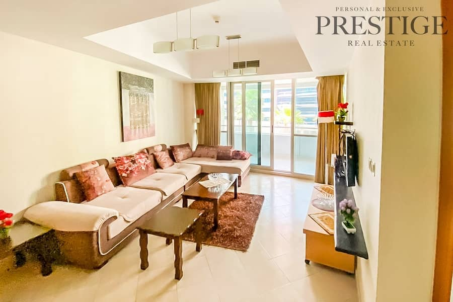 2 The Waves | 1 Bed |  Pool view | Marina