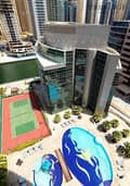 6 The Waves | 1 Bed |  Pool view | Marina
