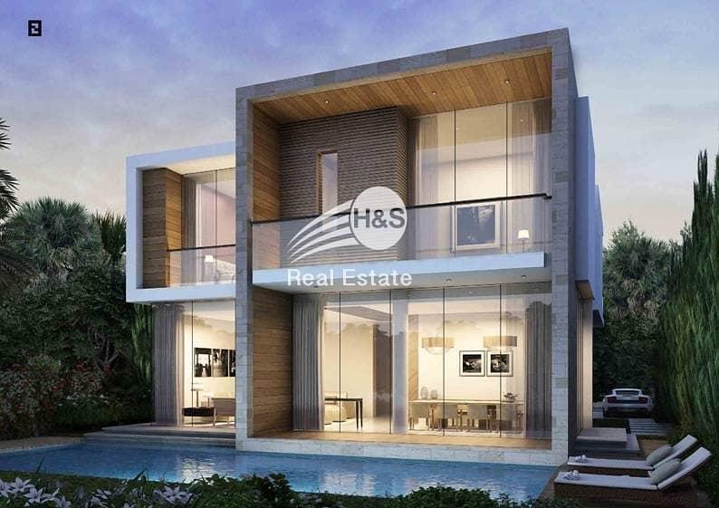 19 Modern Design Villa I Flexible Payment Plan @ Damac Hills