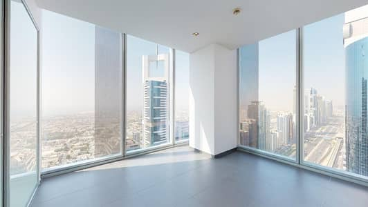 3 Bedroom Apartment for Rent in Sheikh Zayed Road, Dubai - 1 month free | Maintenance and WIFI included | Sea views