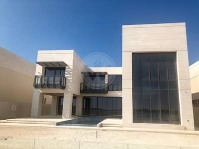 7 Bedroom Villa for Sale in Saadiyat Island, Abu Dhabi - Unobstructed views and private beach access