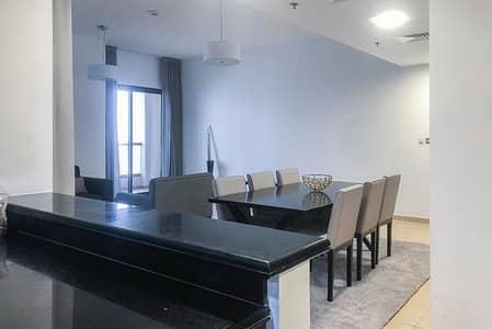 شقة 2 غرفة نوم للايجار في دبي فيستيفال سيتي، دبي - شقة في مساكن البادية دبي فيستيفال سيتي 2 غرف 90000 درهم - 4809010