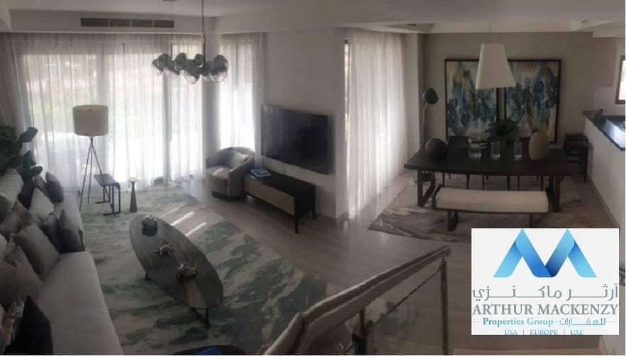2 Full Park Facing Villas | 50% DLD OFF | 2Yrs Post Handover - Damac Hills