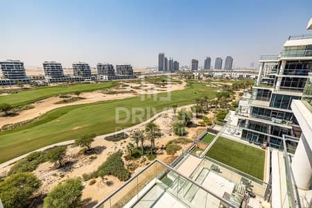 3 Bedroom Apartment for Rent in DAMAC Hills (Akoya by DAMAC), Dubai - Amazing Golf View | Huge Apt plus Maid Room