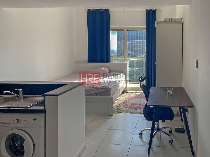 2 Fully Furnished | Balcony | SZR & Marina View