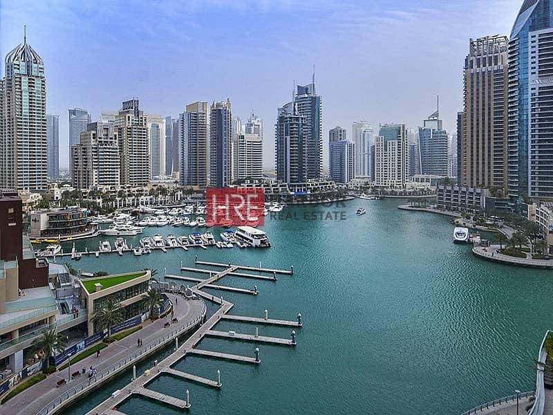 10 Fully Furnished | Balcony | SZR & Marina View