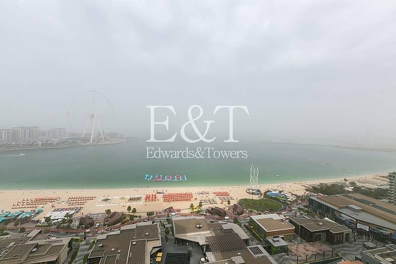 Full Sea View | 2 Parkings |  High Floor