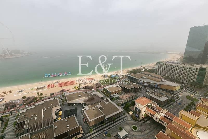 18 Full Sea View | 2 Parkings |  High Floor
