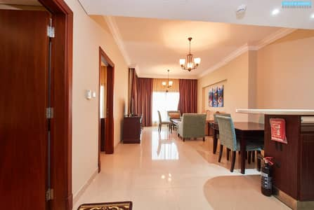Fully Furnished One Bedroom Hotel Apartment - Well Maintained