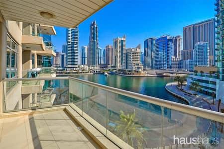 1 Bedroom Apartment for Rent in Dubai Marina, Dubai - Spacious 1 Bed | Bright | Marina View | Modern