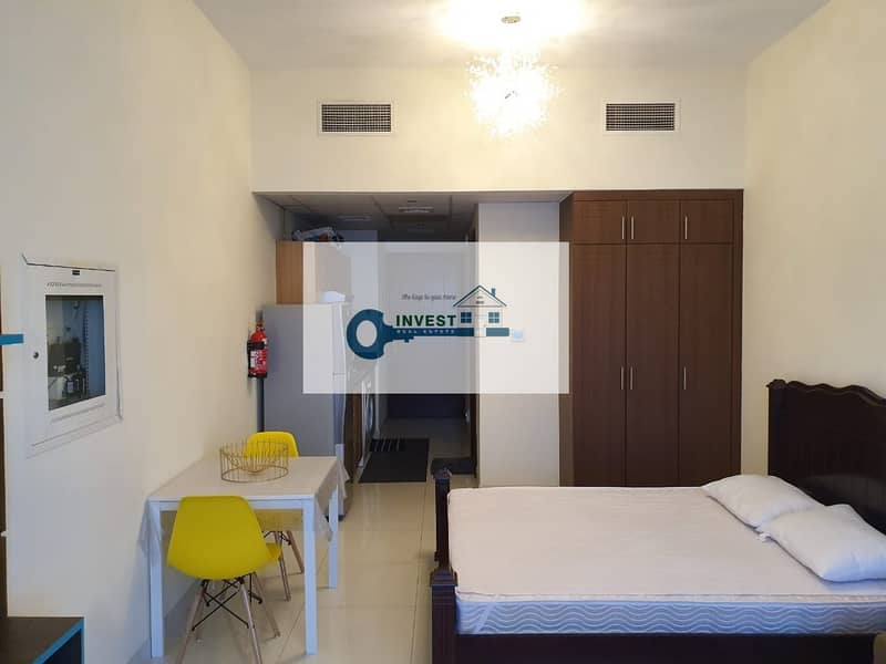 BEST OFFER ONLY 22K IN 4 CHEQS | STUDIO UNIT READY TO MOVE IN | FULLY FURNISHED - CALL MUNIR
