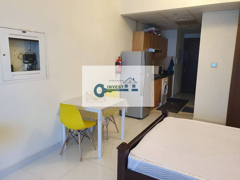 2 BEST OFFER ONLY 22K IN 4 CHEQS | STUDIO UNIT READY TO MOVE IN | FULLY FURNISHED - CALL MUNIR