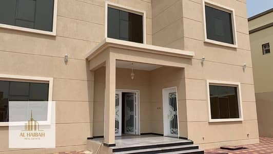 For sale new two-storey villa in Al-Azra with electricity and water