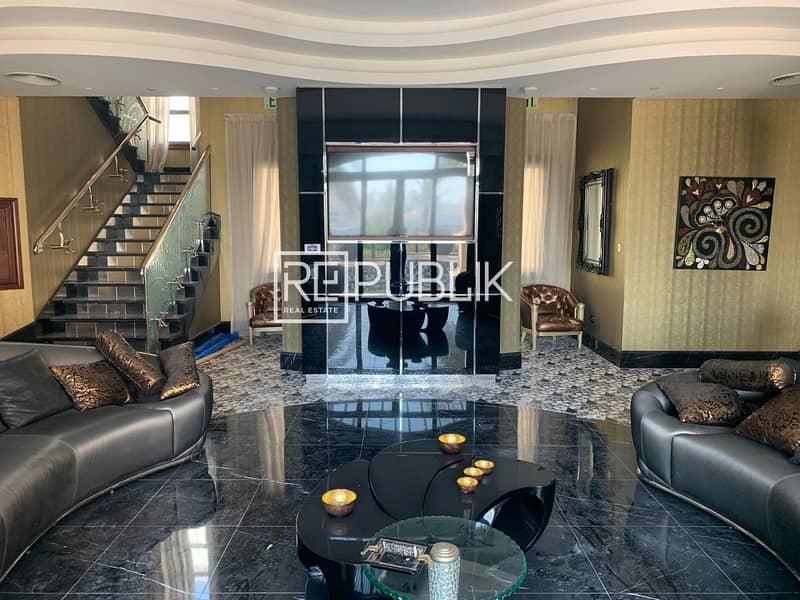 2 Glamorous 5BR Fully Furnished Corner Villa w/ Private Pool