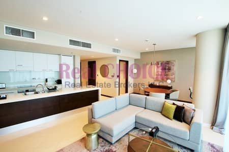 1 Bedroom Hotel Apartment for Rent in Dubai Festival City, Dubai - Deluxe| Serviced |All Bills Included| No Comm