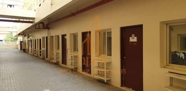 سكن عمال  للايجار في محيصنة، دبي - Tailored labor camp deal as per your company requirement  Call to discuss