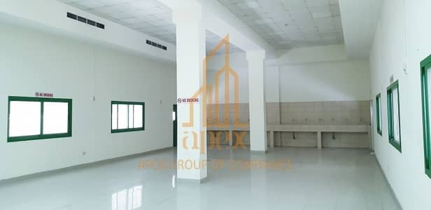 Labour Camp for Rent in Jebel Ali, Dubai - Special Offer AED 1650 for 6 capacity room in Jebel Ali