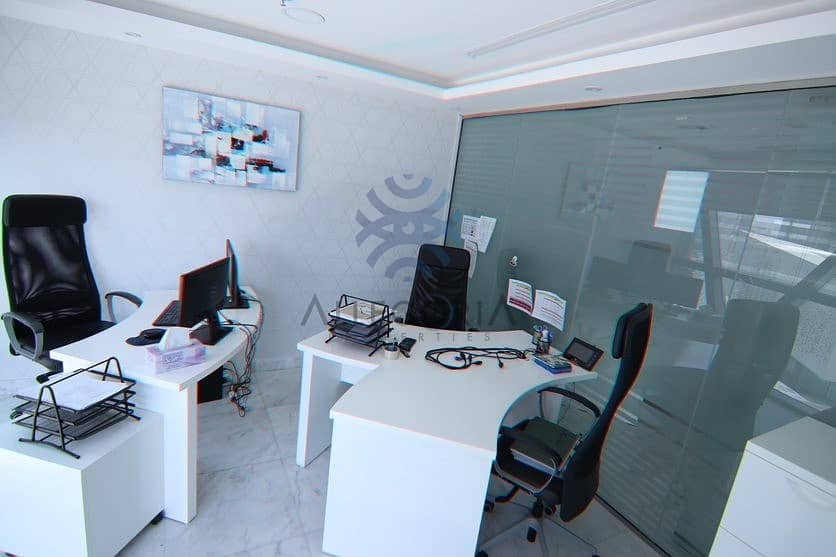 Rare opportunity to buy: DIFC fitted office: READY NOW