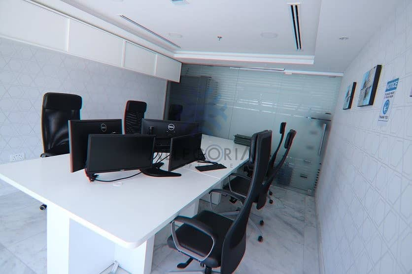 2 Rare opportunity to buy: DIFC fitted office: READY NOW