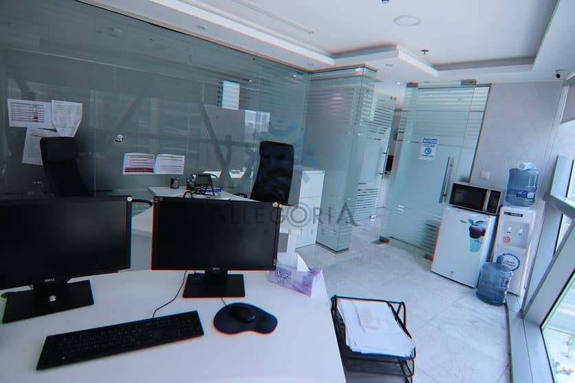 16 Rare opportunity to buy: DIFC fitted office: READY NOW