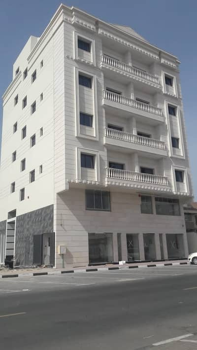 1-bedroom apartments with balcony for annual rent in Al Nuaimia, an excellent area .