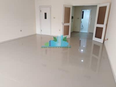 فلیٹ 3 غرف نوم للايجار في منطقة النادي السياحي، أبوظبي - NEWLY RENOVATED GOOD FINISHING 3 BHK | READY TO MOVE