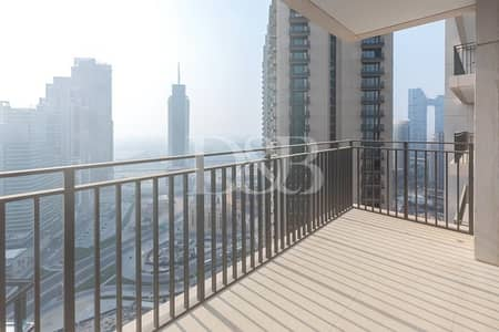 2 Bedroom Apartment for Rent in Downtown Dubai, Dubai - Sea View | Ready To Move | Chiller Free