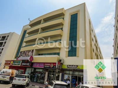 Shop for Rent in Al Qusais, Dubai - LADIES SALOON  with full Interiors 3BHK with 3 bathroom