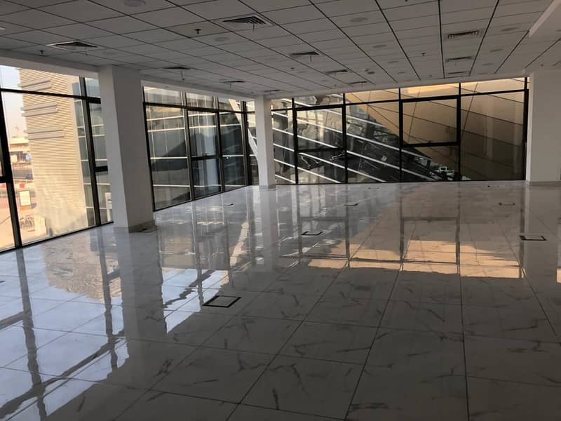 2 Brand new Office for rent near Metro Station