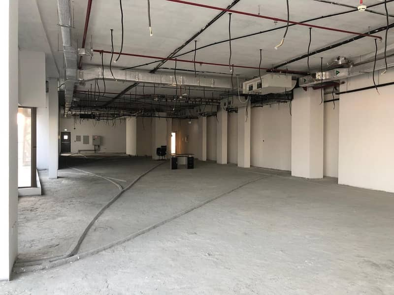 2 Brand new Retail/Showroom For Rent Near Metro Station