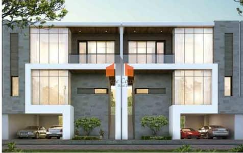 3 Bedroom Villa for Sale in DAMAC Hills (Akoya by DAMAC), Dubai - FENDI VILLA  Damac hills Full golf view  3 years payment plan  Book Now !