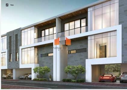 فیلا 3 غرف نوم للبيع في داماك هيلز (أكويا من داماك)، دبي - FENDI VILLA| Damac hills Full golf view| 3 years payment plan| Book Now !