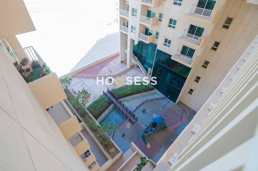 12 Spacious one Bed in with Large balcony