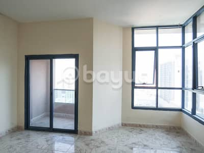 2 Bedroom Flat for Sale in Ajman Downtown, Ajman - FOR SALE 2 BHK IN AL KHOUR TOWER