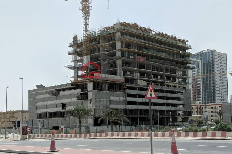10 JVC Plot For Sale at AED 35/Sqft Freehold Title
