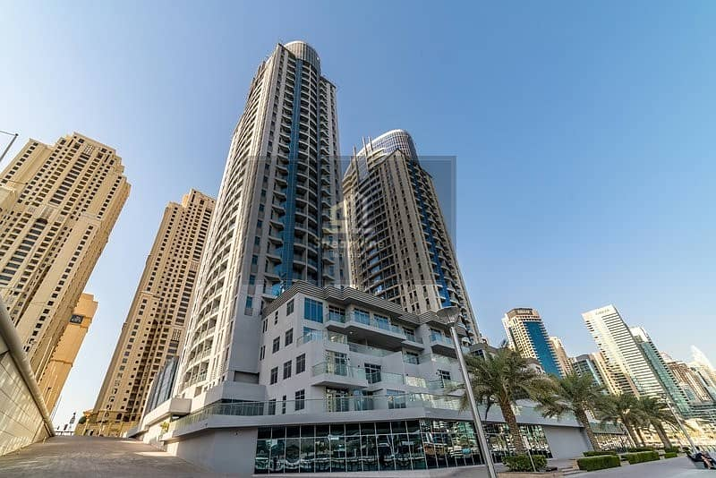 2 Cheapest 3 bedroom apartment in Dubai Marina