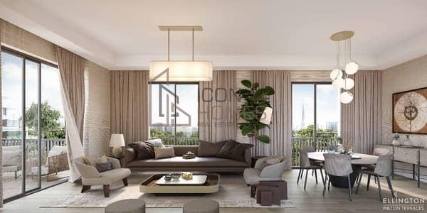 2 Bedroom Flat for Sale in Mohammad Bin Rashid City, Dubai - Prestigious