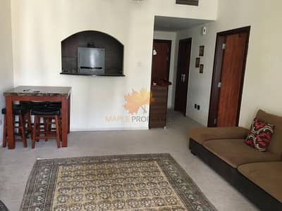1 Bedroom Apartment for Rent in Dubai Silicon Oasis, Dubai - BEAUTIFUL/FULLY FURNISHED/WITH BALCONY/1BHK