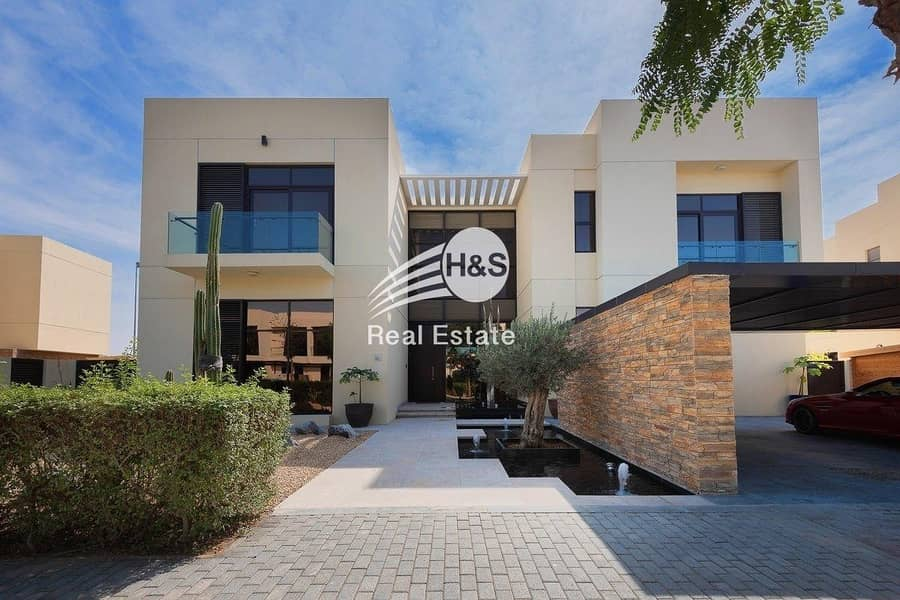Brand New I Fully Furnished 5 Beds I Golf Course Facing
