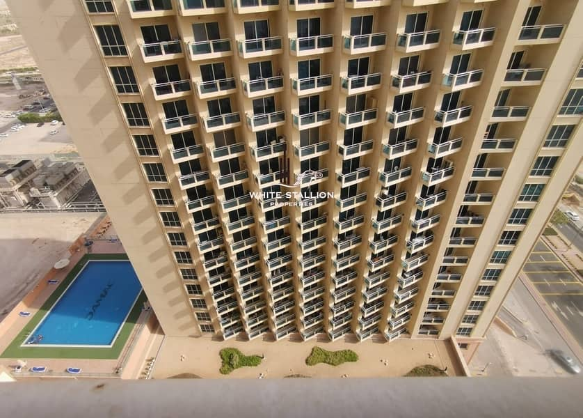 STUDIO APARTMENT FOR 20K | BALCONY | KITCHEN APPLIANCES IN LAKESIDE TOWER