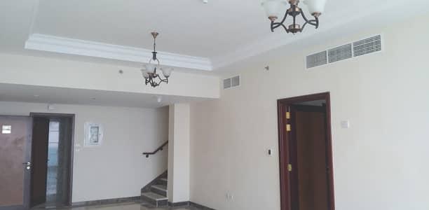 3 Bedroom Flat for Sale in Corniche Ajman, Ajman - Endless Sea View 3 BHK Luxury Duplex I Installment & 5% Discount