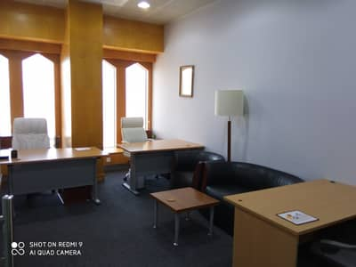Office for Rent in Deira, Dubai - 300 SQFT | 15000 only | Free DEWA