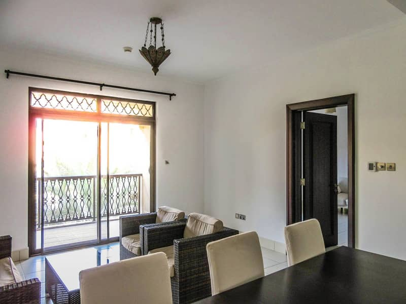 Pool and Burj View Exclusive Ensuite Bedrooms Well Maintained