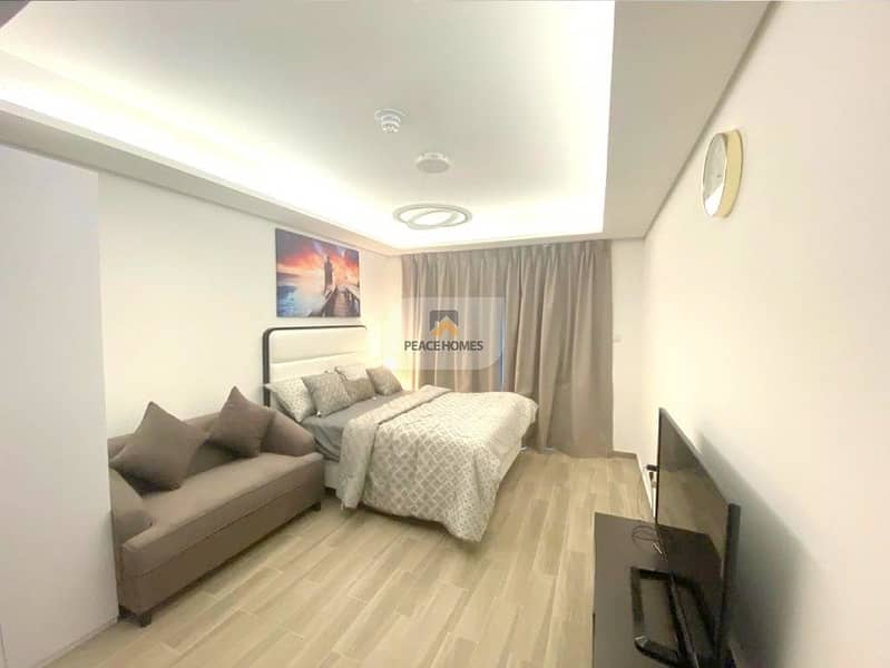 NO COMMISSION | SPACIOUSLY MADE | COMPLETELY FURNISHED STD | WITH BALCONY
