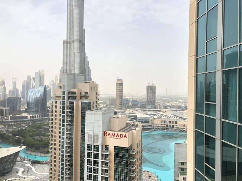 Burj View|Chiller Free|High Floor|Well Maintained|Vacant NowBurj View|Chiller Free|High Floor|Well Maintained|Vacant Now