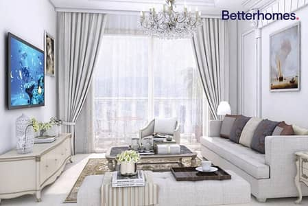 Studio for Sale in Arjan, Dubai - Boulevard View | 2 years Free Service Charge
